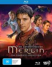 Adventures Of Merlin | Complete Collection, The | Blu-ray