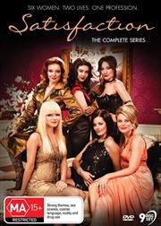 Satisfaction | Complete Series | DVD