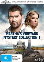Martha's Vineyard | Mystery Collection | DVD