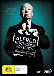 Alfred Hitchcock Presents - Season 1-4   DVD