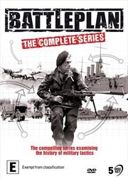Battleplan | Complete Series | DVD