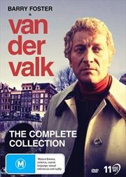 Van Der Valk | Complete Collection | DVD