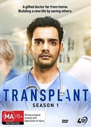 Transplant - Season 1 | DVD