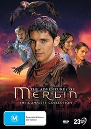 Adventures Of Merlin | Complete Collection, The | DVD