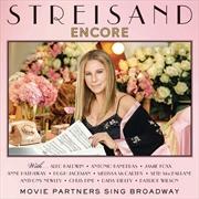 Encore - Movie Partners Sing Broadway | CD