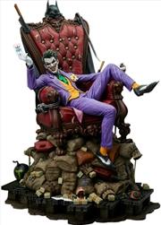 Batman - The Joker Deluxe Maquette | Merchandise