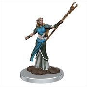 Dungeons & Dragons - Icons of the Realms Premium Female Elf Sorcerer | Games