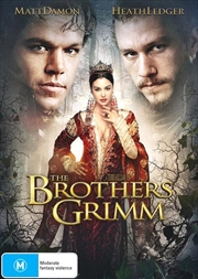 Brothers Grimm, The | DVD