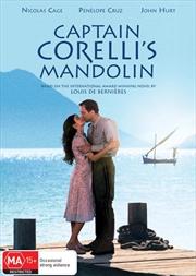 Captain Corelli's Mandolin | DVD