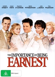 Importance Of Being Earnest, The | DVD