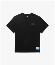 Sowoozoo Black Logo T-Shirt - Size Large | Merchandise