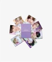 Sowoozoo Mini Photo Card Set | Merchandise