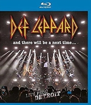 And There Will Be A Next Time | Blu-ray