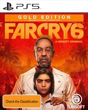 Far Cry 6 Gold Edition | Playstation 5
