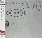 Greatest Hits 1980 Vault 1995 | CD