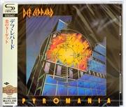 Pyromania | CD