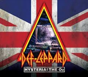 Hysteria At The O2 | CD