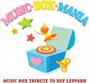 Tribute To Def Leppard | CD