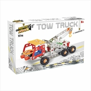 Construct-It! - Tow Truck - 127 Piece | Toy