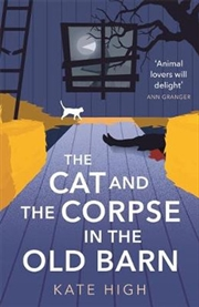 Cat And The Corpse In The Old Barn | Paperback Book
