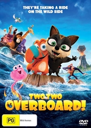 Two By Two - Overboard! | DVD