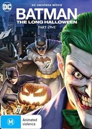 Batman - The Long Halloween - Part 1 | DVD