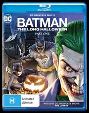 Batman - The Long Halloween - Part 1 | Blu-ray
