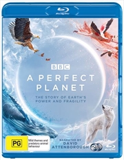 A Perfect Planet | Blu-ray