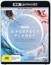 A Perfect Planet - Limited Edition | UHD | UHD