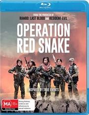 Operation Red Snake | Blu-ray
