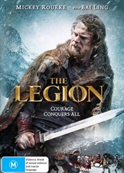 Legion, The   DVD