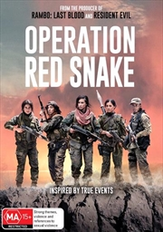 Operation Red Snake | DVD