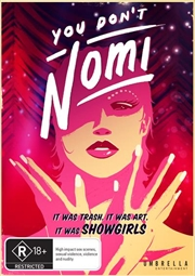 You Don't Nomi | DVD