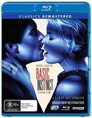 Basic Instinct | Classics Remastered | Blu-ray