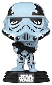 Star Wars - Stormtrooper Retro Series US Exclusive Pop! Vinyl [RS] | Pop Vinyl