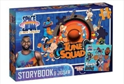 Space Jam 2: Book And Puzzle Warner Bros | Colouring Book