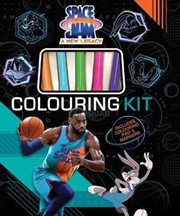 Space Jam 2: Colouring Kit | Colouring Book
