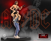 AC/DC - Angus & Brian Rock Iconz Statue   Merchandise