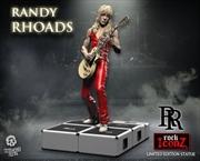 Randy Rhoads - Rock Iconz Statue   Merchandise