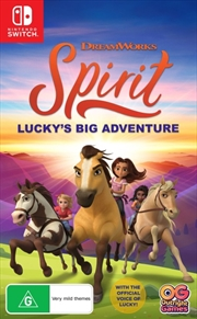 DreamWorks Spirit Luckys Big Adventure | Nintendo Switch