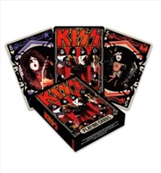 Kiss Photos Playing Cards | Merchandise