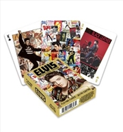 Elvis Movie Posters Playing Cards | Merchandise