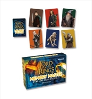 Lord Of The Rings Memory Master   Merchandise