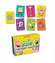 Spongebob Memory Master | Merchandise