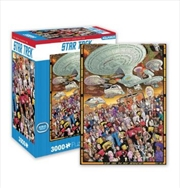 Star Trek – The Next Generation 3000pc Puzzle | Merchandise