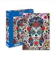 Sugar Skulls 1000pc Puzzle | Merchandise