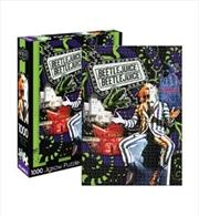 Beetlejuice – Collage 1000pc Puzzle | Merchandise