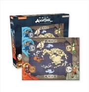 Avatar – Map 1000pc Puzzle | Merchandise