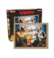 Garfield – Bold Bluff 1000pc Puzzle | Merchandise