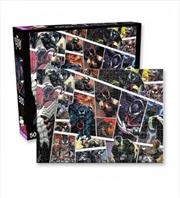 Marvel – Venom Panels 500pc Puzzle | Merchandise